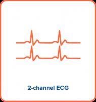 1AXe Biosensor has 2 channel ECG