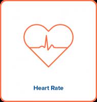 1AXe Biosensor measures heart rate